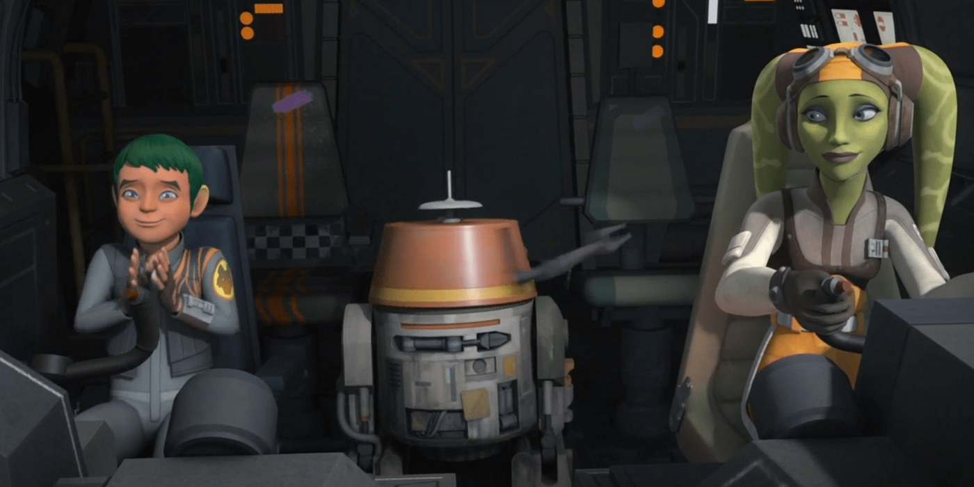Star Wars Rebels Finale Introduced a Character with Major ...