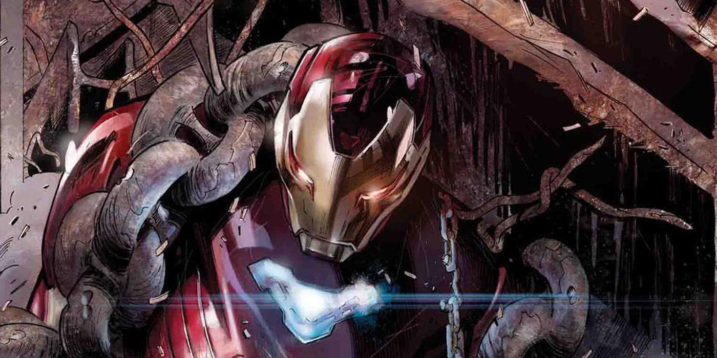 tony stark: iron man #2 2018 comic ile ilgili görsel sonucu