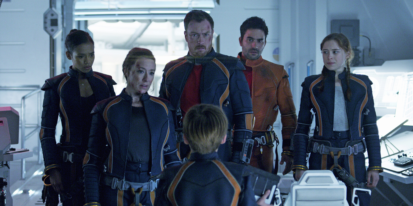 Lost in Space Season 2 Already in the Works