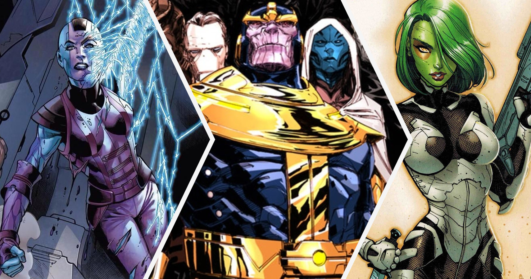 titan knows best 20 things only real fans know about thanos family