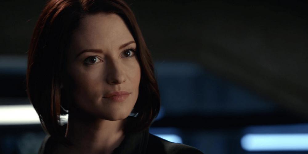 Alex Danvers in Supergirl