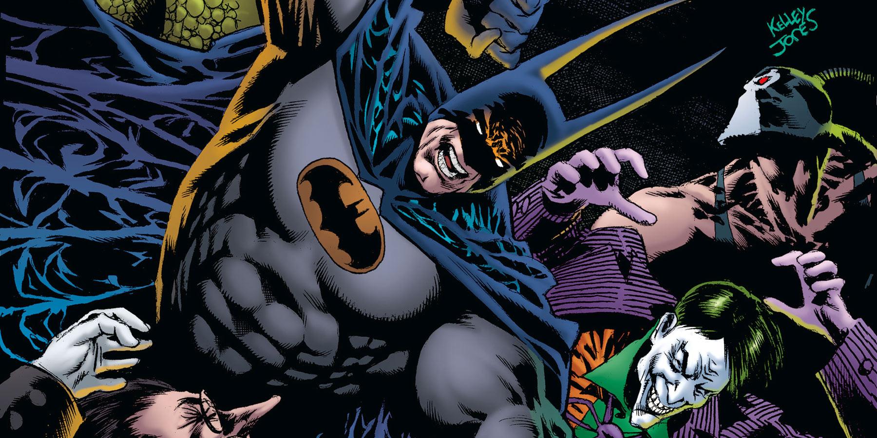 Batman The Dark Knight Returns - Laagste prijs online vinden?