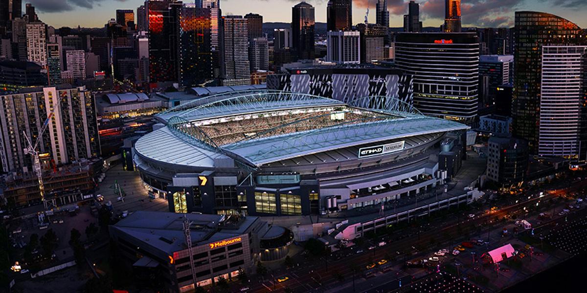 Australian Sports Venue Renamed Marvel Stadium in Deal With Disney