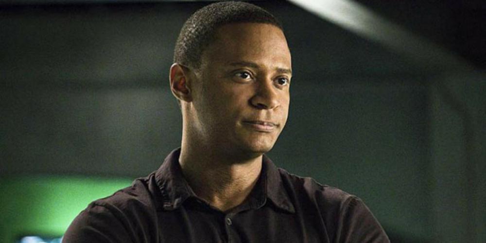 John Diggle in Arrow