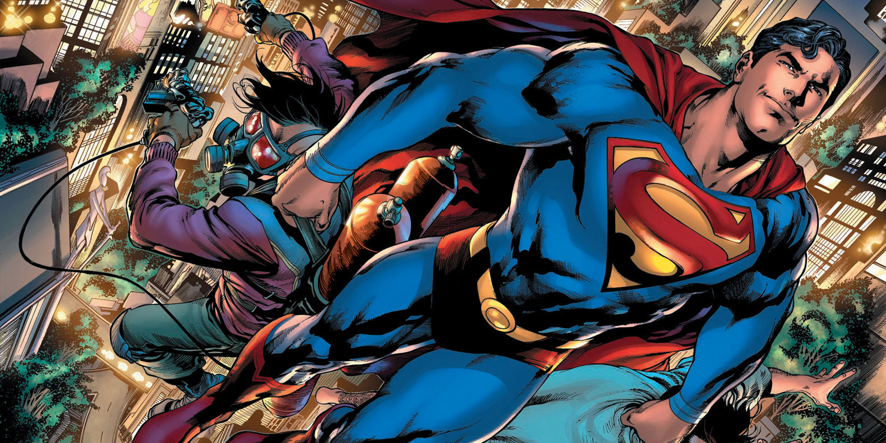 INTERVIEW: Brian Michael Bendis Wants Superman Fans 'Excited and Nervous' for Man of Steel