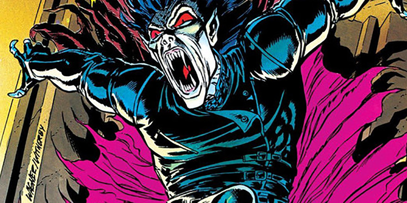 Rumored Morbius the Living Vampire Plot Synopsis Emerges