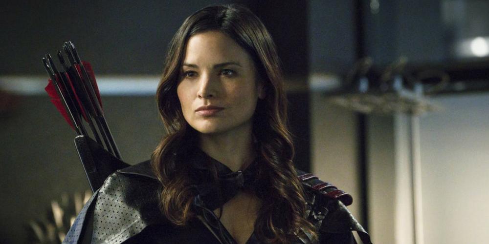 Nyssa al Ghul in Arrow