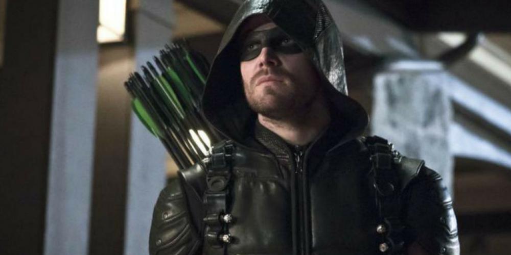 Oliver Queen in Arrow