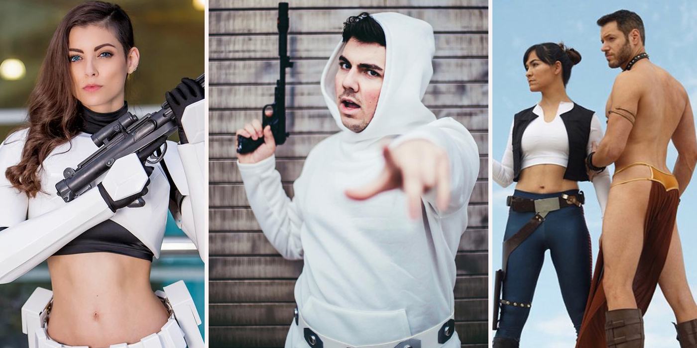 Star Wars: 20 Gender-Bent Cosplays From A Galaxy Far, Far Away