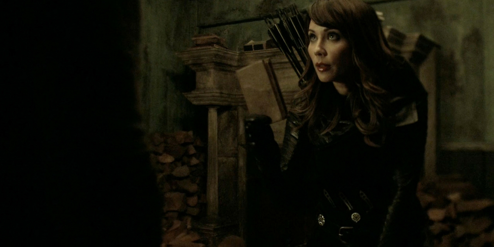 Talia al Ghul in Arrow