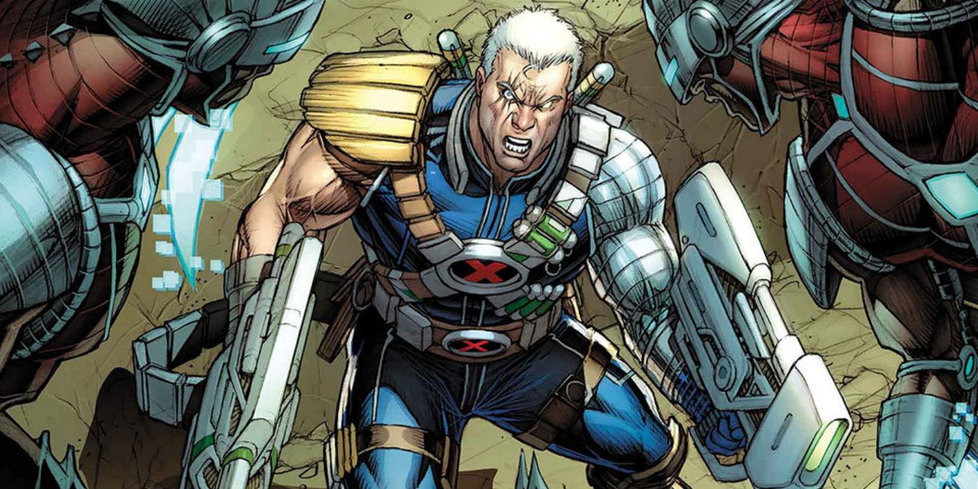 X-Men-Cable