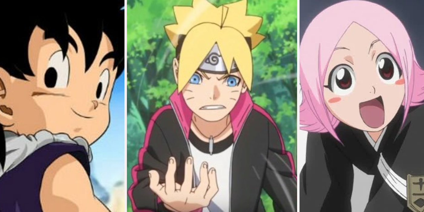 The 20 Most Powerful Kids In Anime, Officially Ranked | CBR