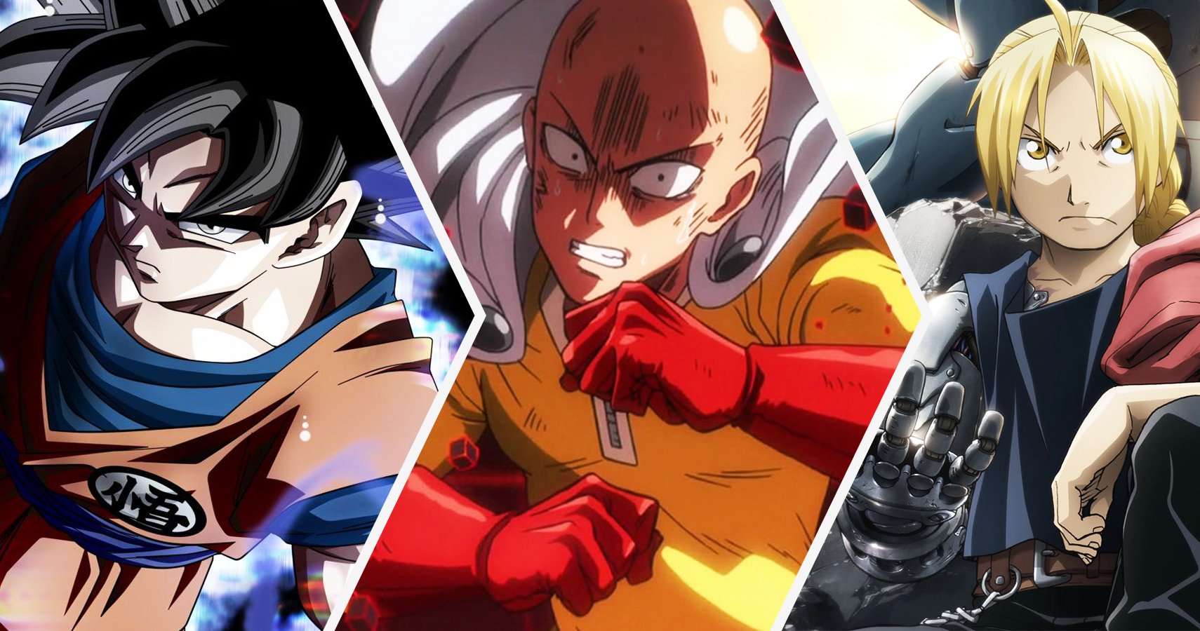 Top 25 Most Powerful Anime Characters Of All-Time, Ranked