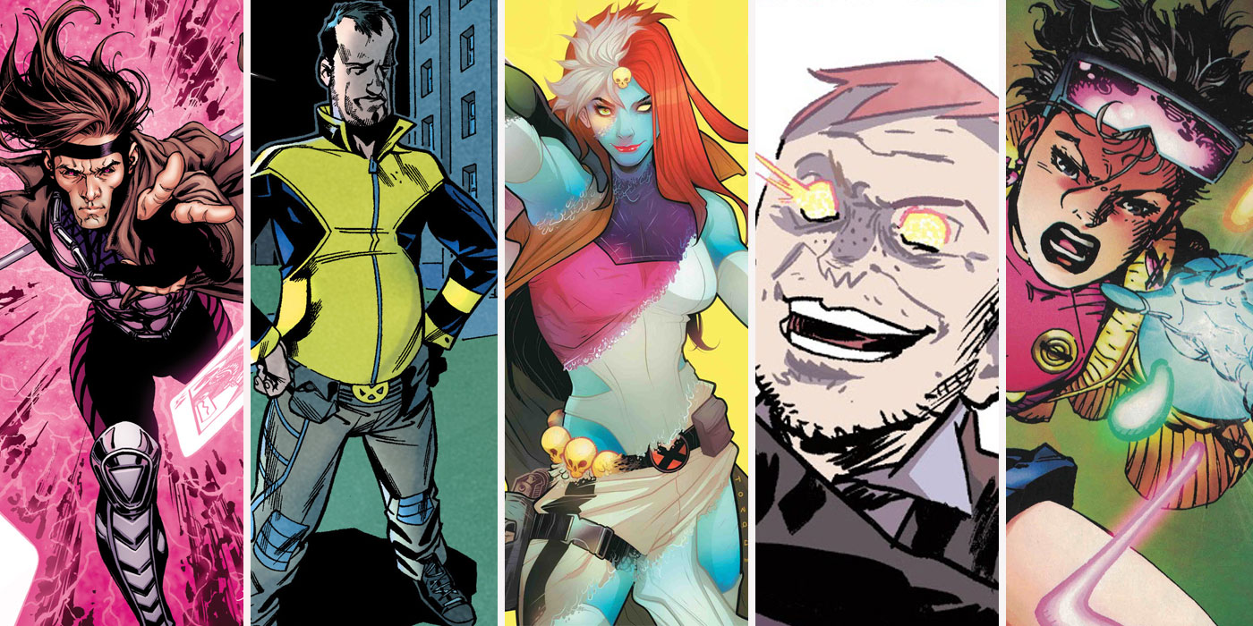 The Genetic Lottery: Marvel's 10 Coolest Mutant Powers (And Its 10 Worst)