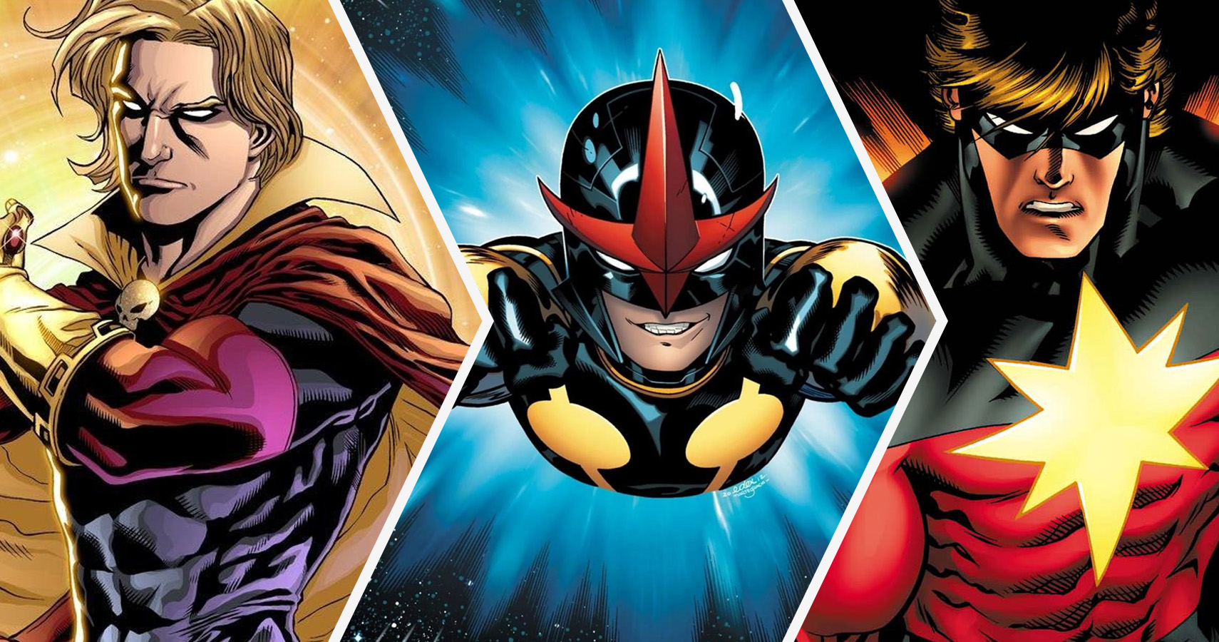 Closer To God: Marvel's 20 Most Powerful Cosmic Heroes, Ranked