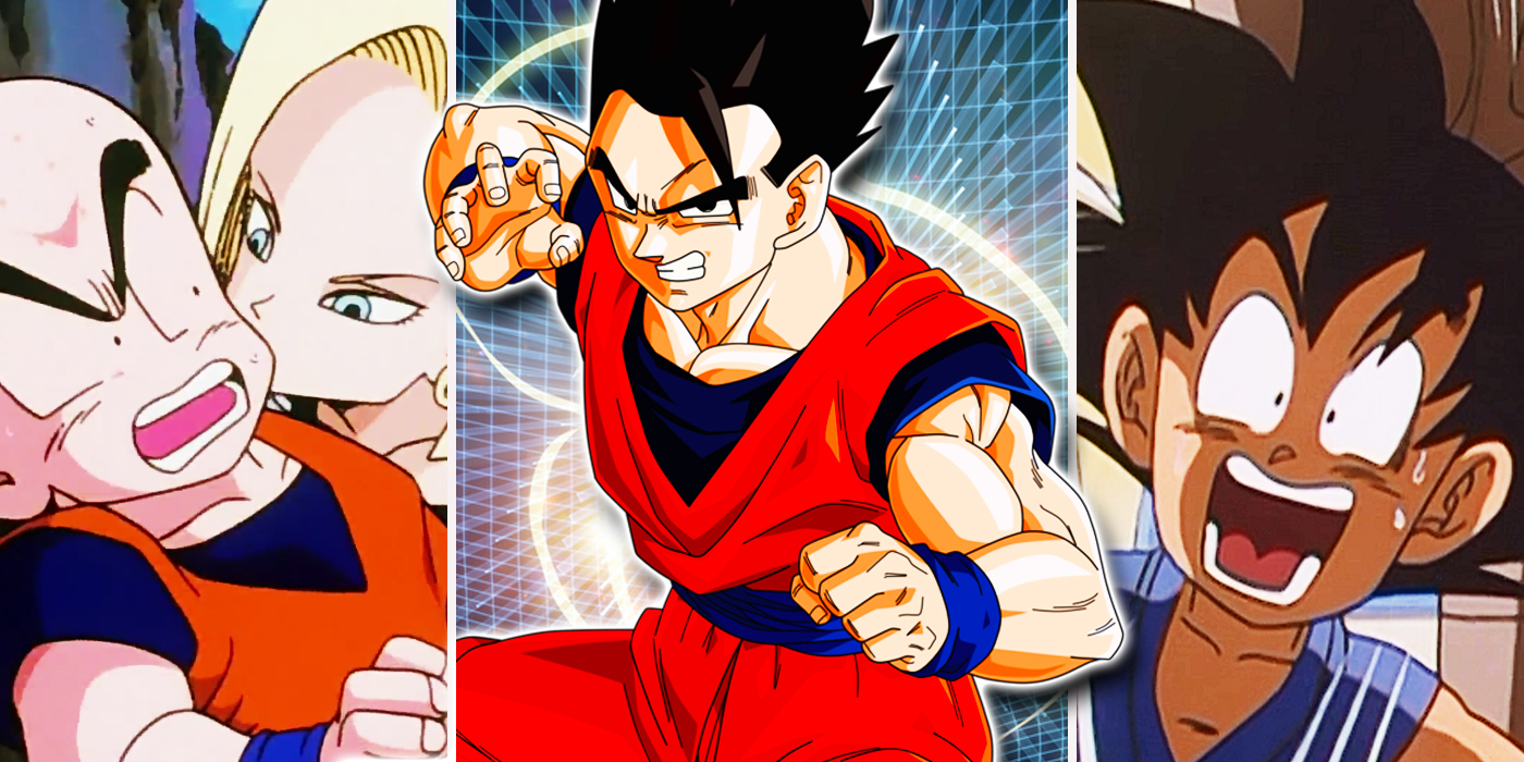 dragon ball 15 simple facts everyone gets wrong cbr - Dragon B