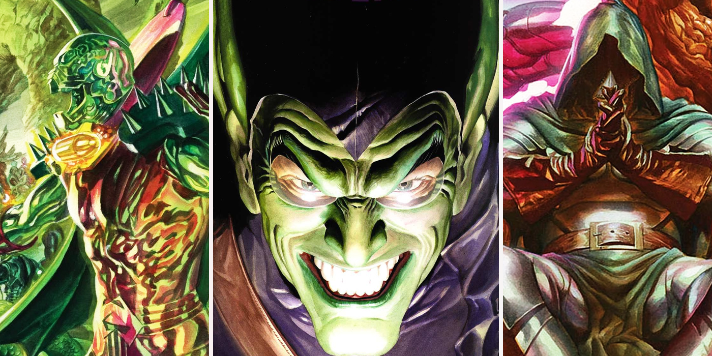 Fear Itself: 20 Powerful Supervillains Who Could Be The MCU's Next Big Threat