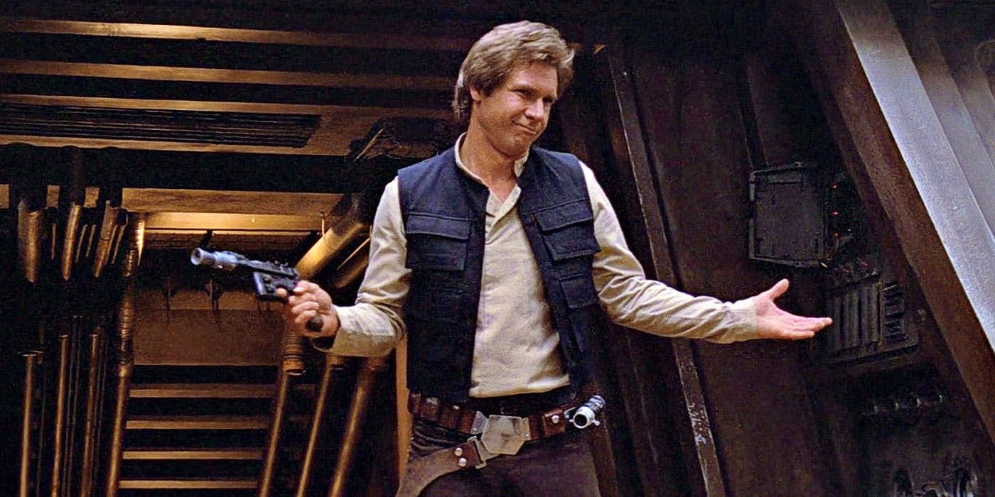 Marvel's Star Wars #54 Reveals Han Solo Could Have Been a Great Rebel Fighter