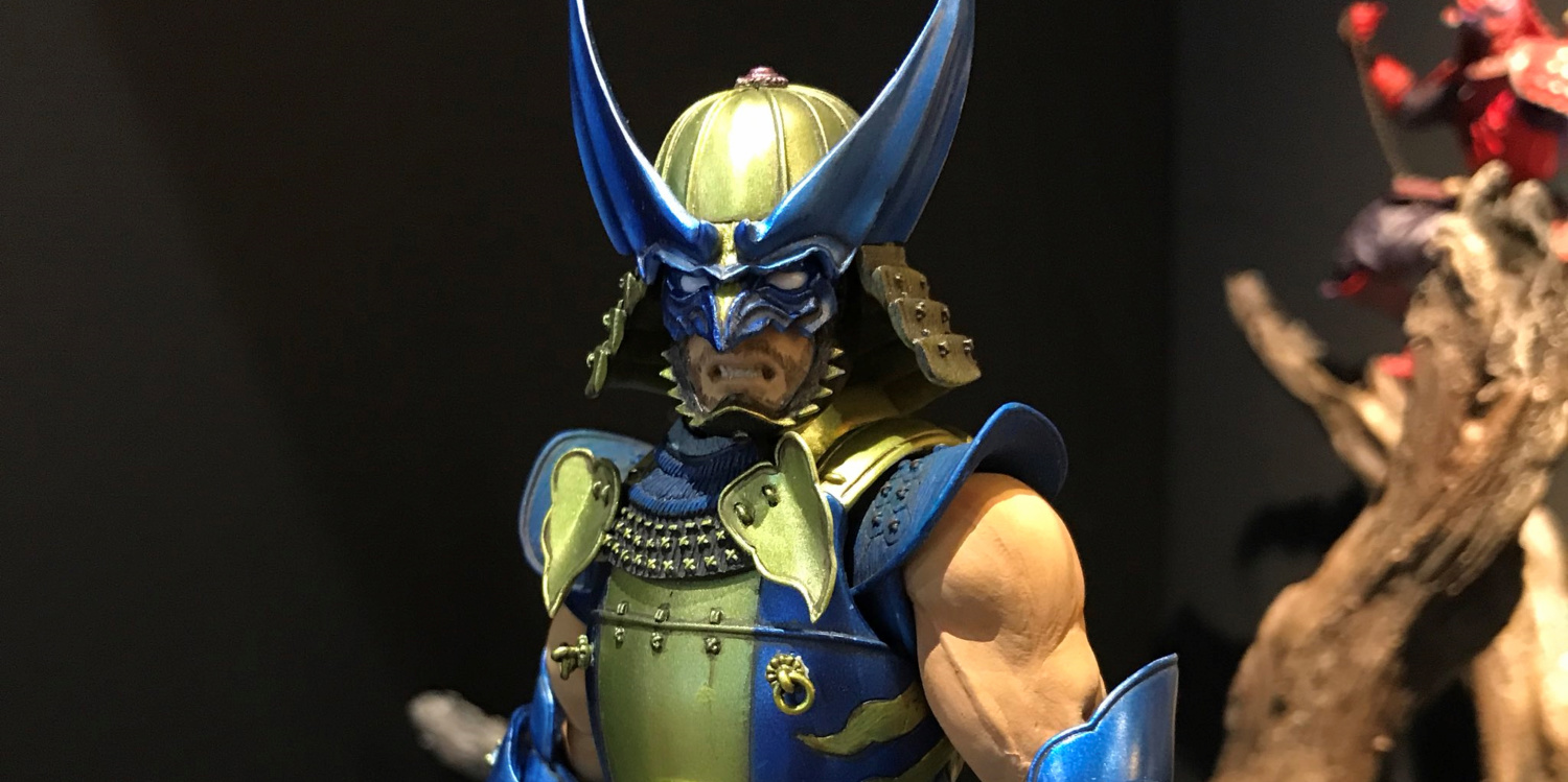 Wolverine Samurai Figure Introduces Feudal Japan to Weapon X