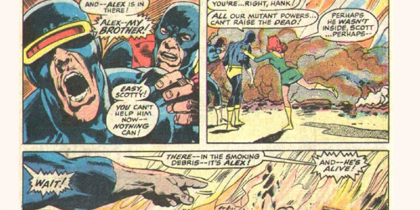 How Neal Adams' First X-Men Issue Helped Changed Comic Book Coloring