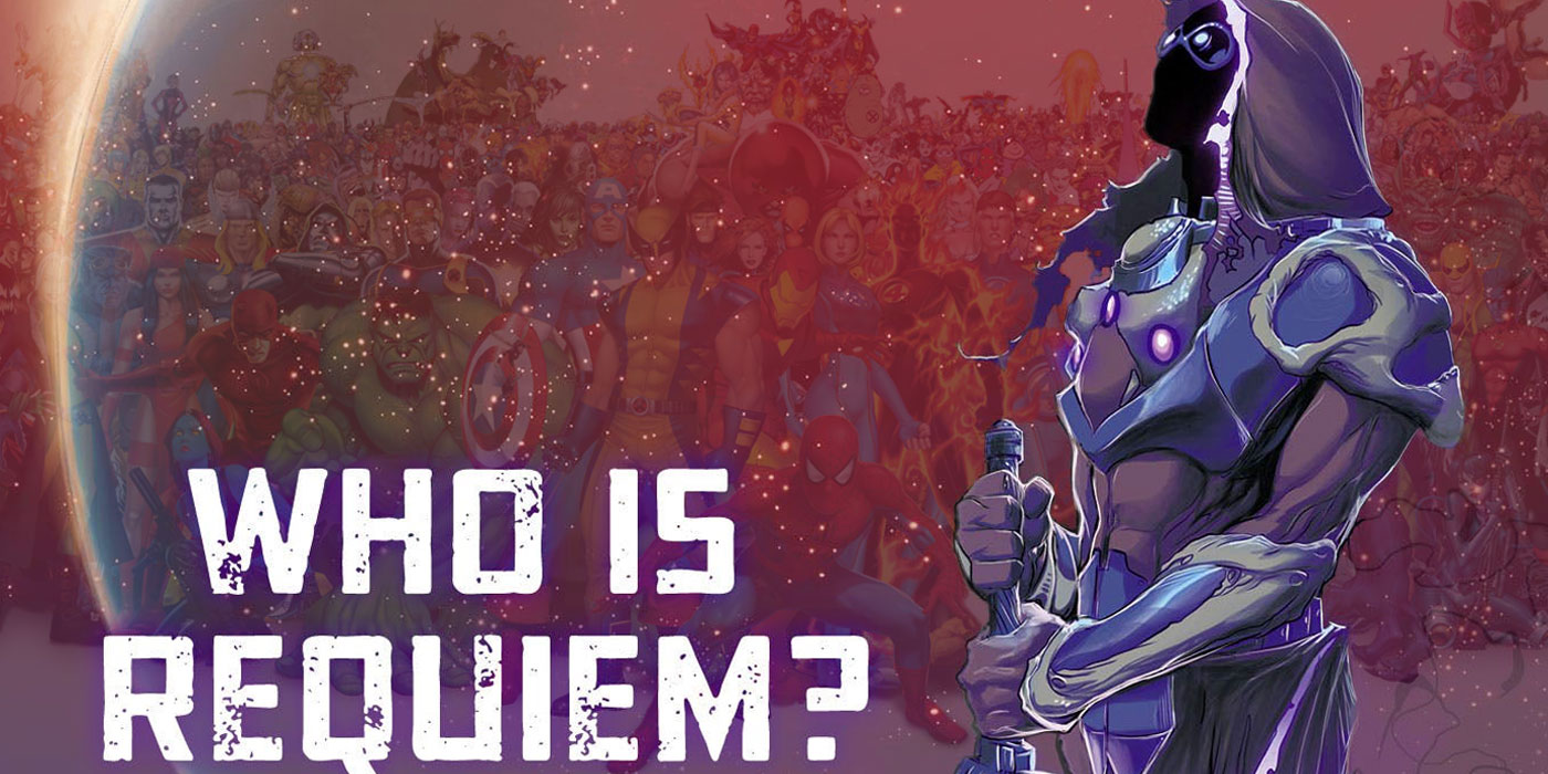 Infinity Countdown Teases Requiem's Arrival and Connection to a Surprising Marvel Hero