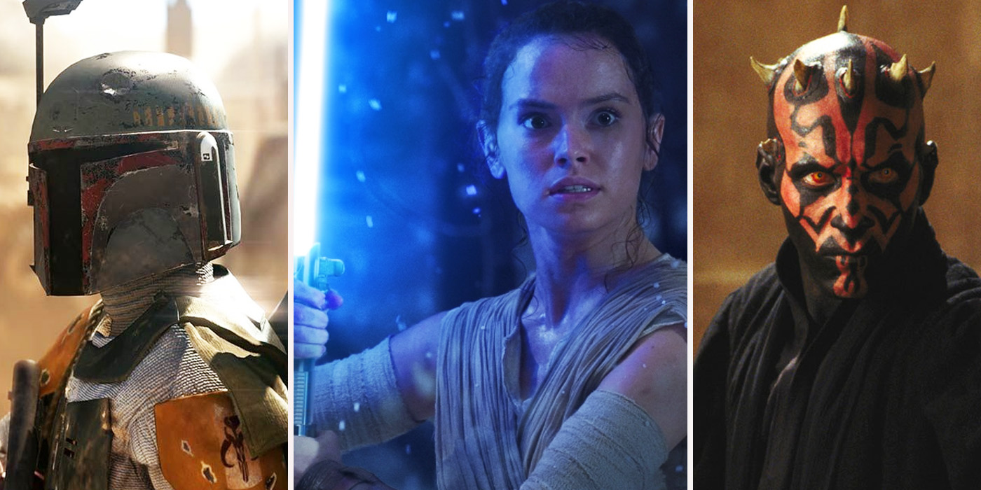The 25 Deadliest Characters In The Star Wars Universe, Ranked