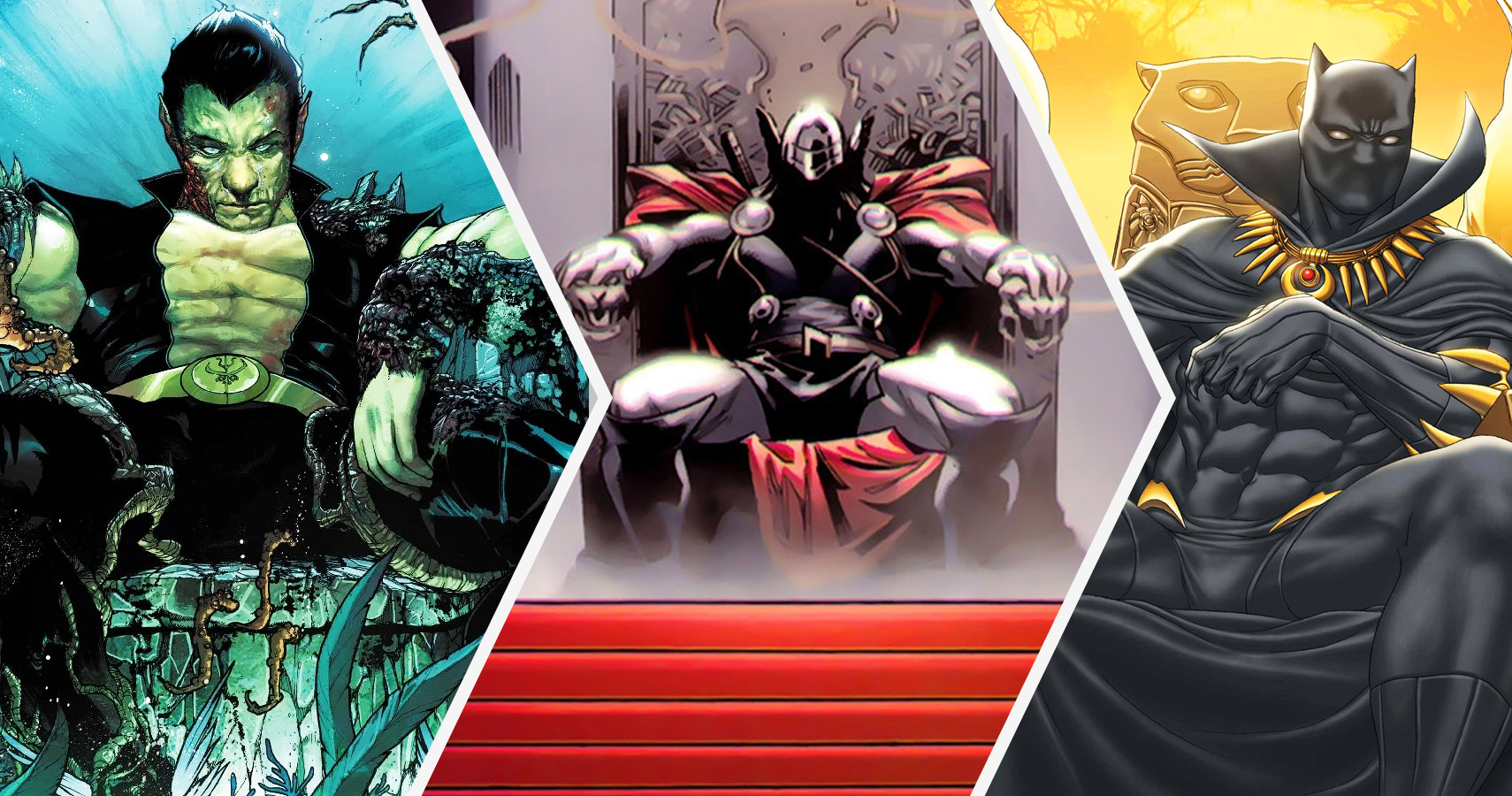 The 20 Most Powerful Kings In The Marvel Universe, Officially Ranked