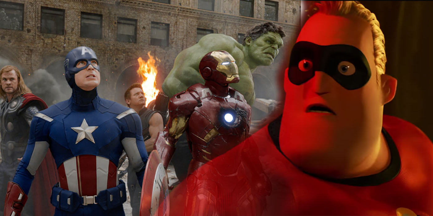 www.cbr.comAn Incredibles/Avengers Crossover? Director Brad Bird Has Some Thoughts