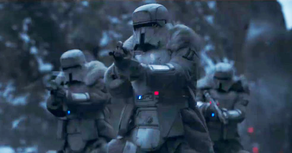 Star Wars: Every Kind Of Stormtrooper Ranked