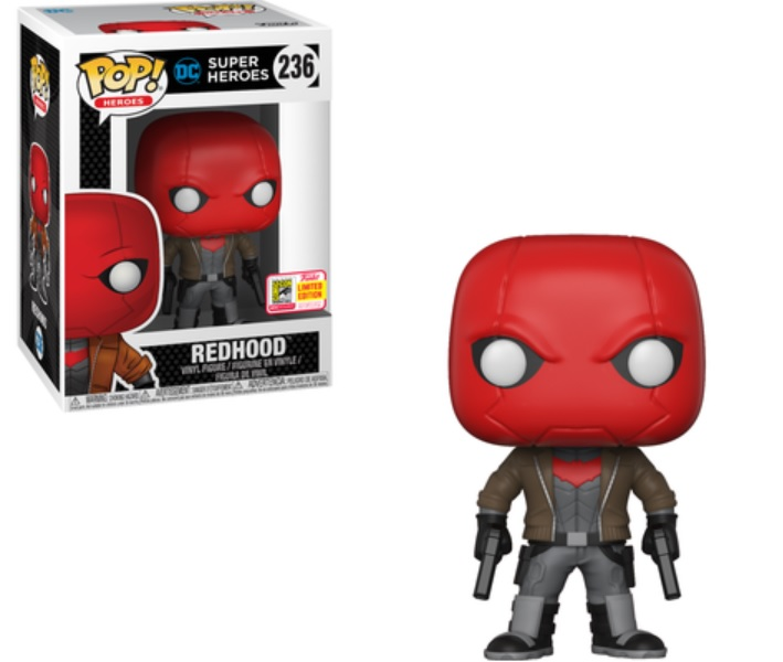Red Hood Funko Pop figure