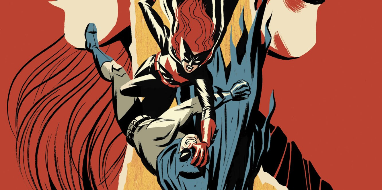 batwoman batman fighting header