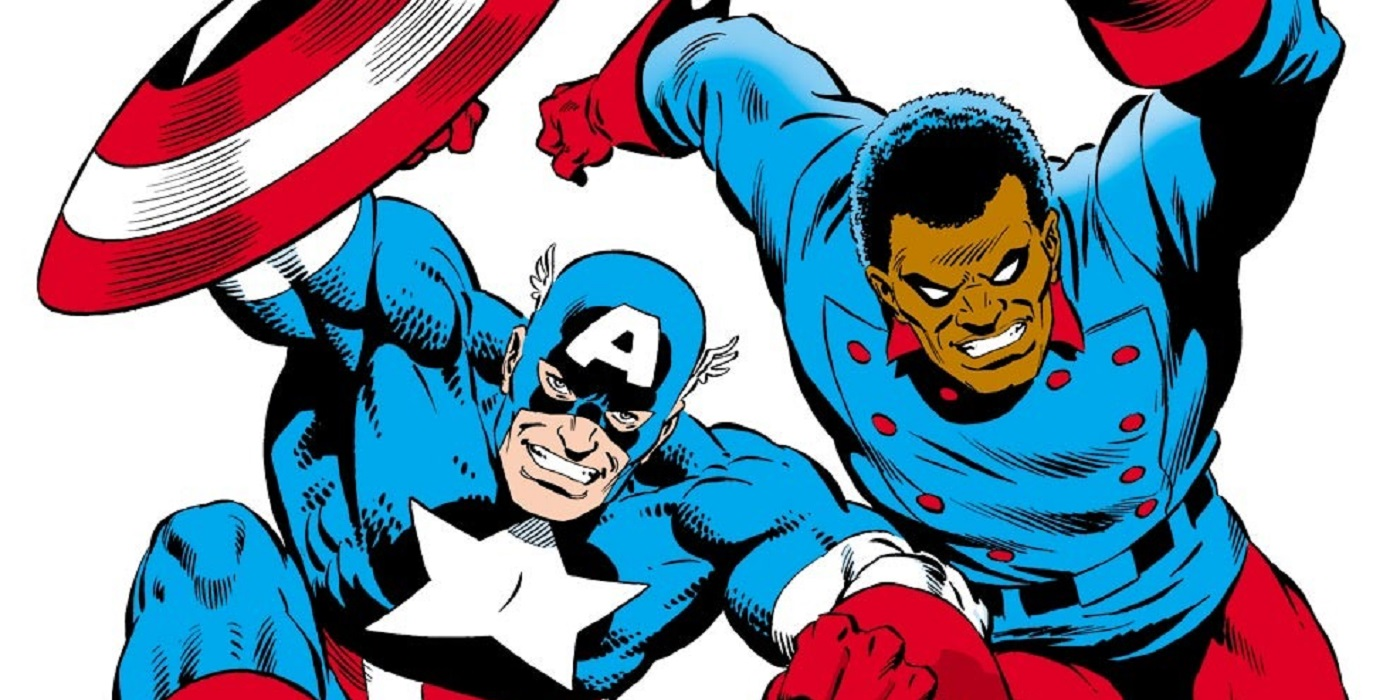 When Marvel's Captain America Was Inadvertently Racist