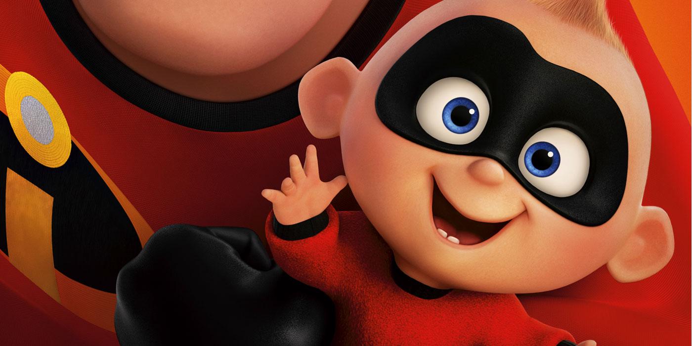 Jack Jack Incredibles Powers