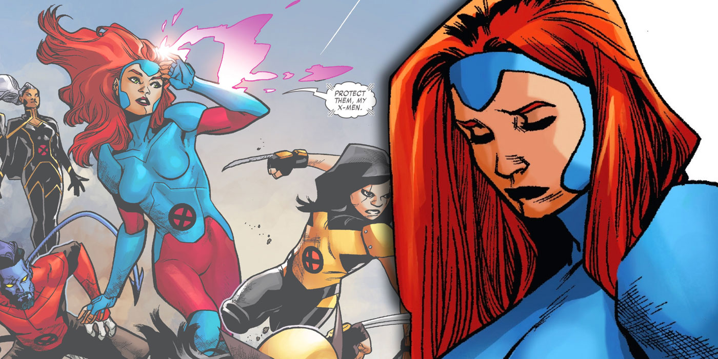 Jean Grey is the X-Men Leader the World (Our World) Needs Right Now