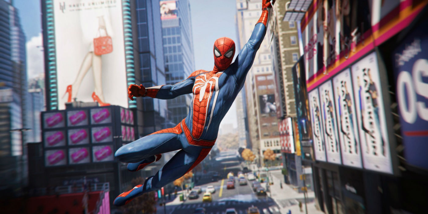 Image result for spider man ps4