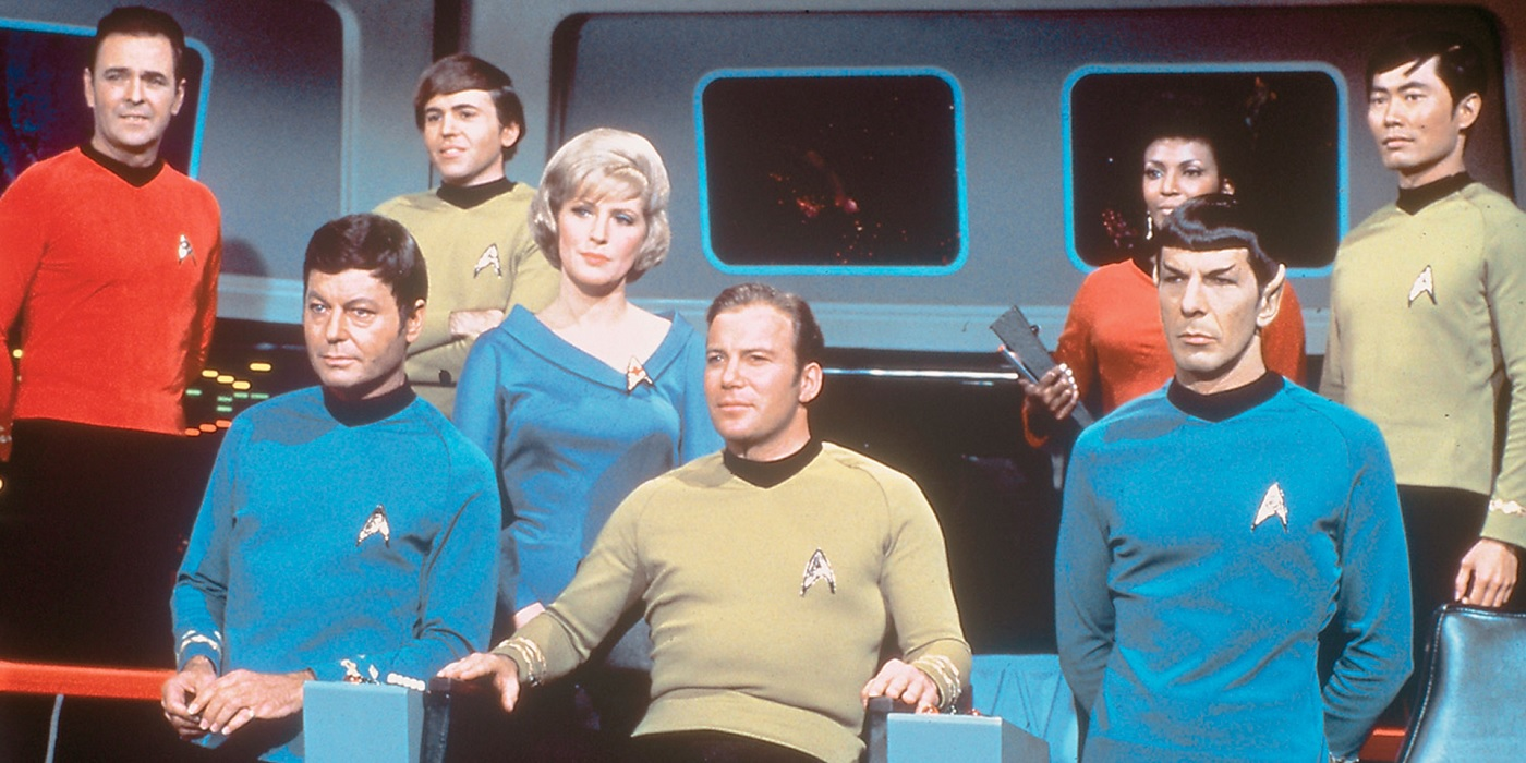 Star Trek Franchise to Receive Governor Award From Television Academy