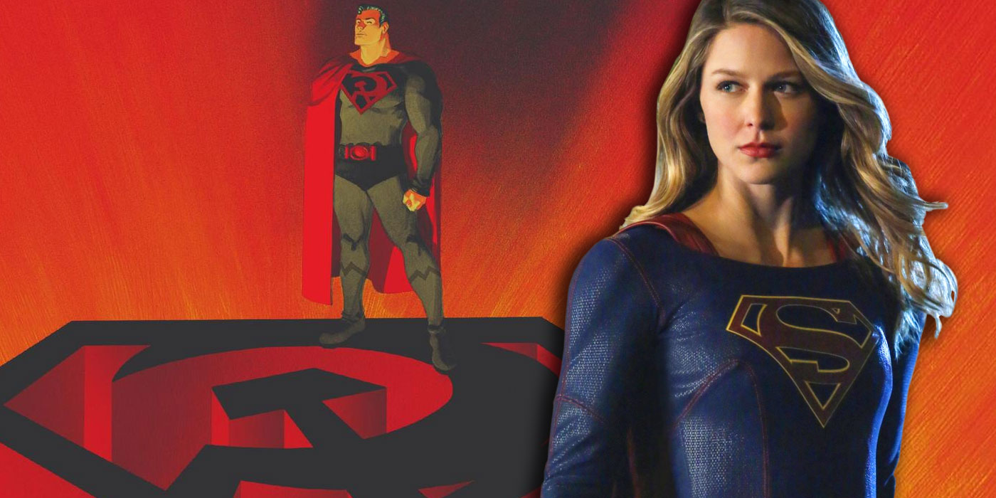 Supergirl Season 4 Will Be Inspired By DC's Elseworlds