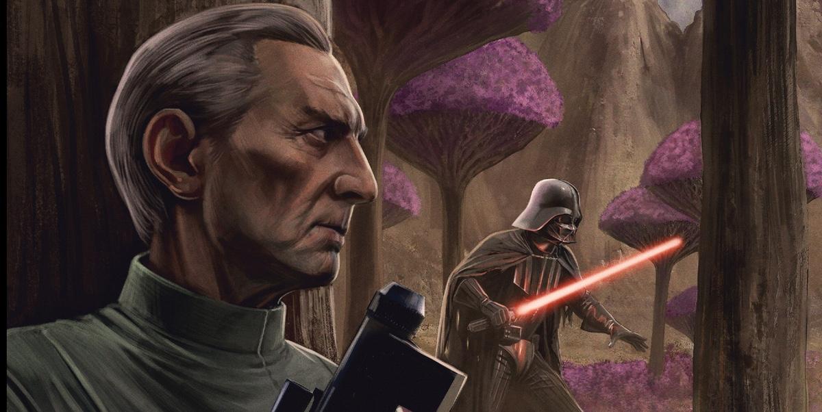 The Buy Pile: Darth Vader's Big Hunt