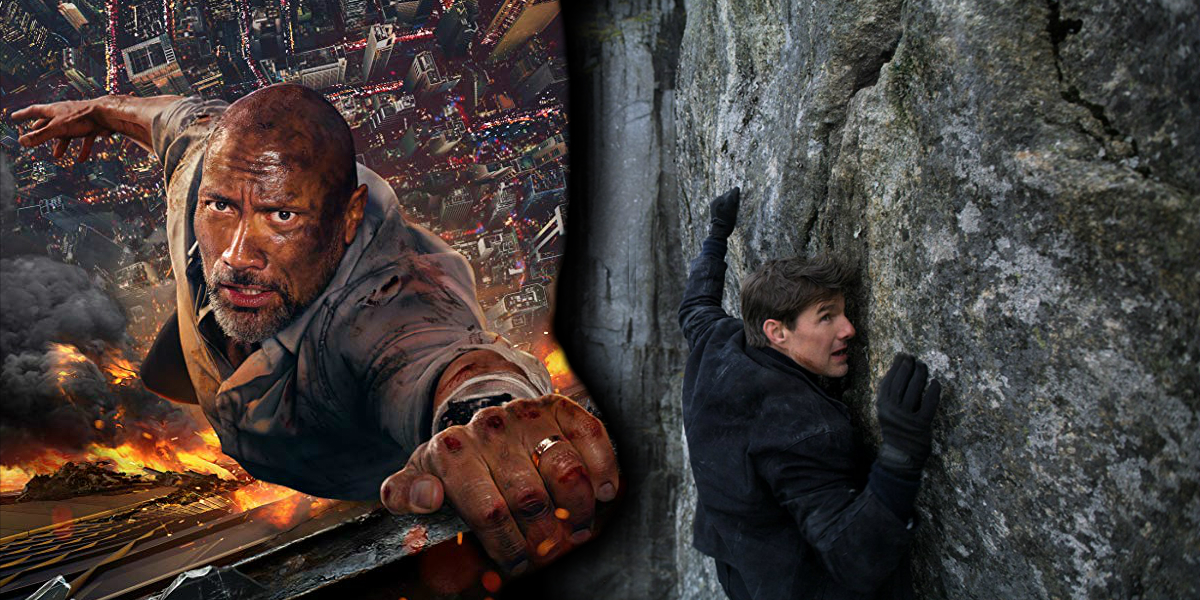Tom Cruise/Dwayne Johnson Action Movie? They Want it to Happen
