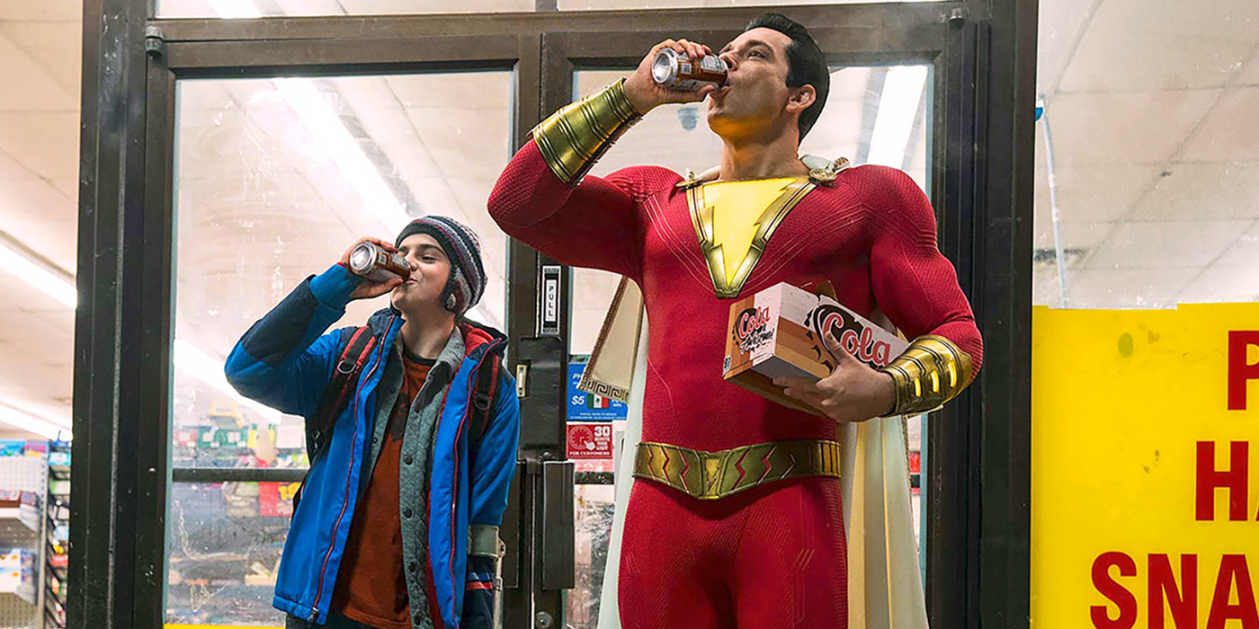 Shazam! Is the 'Next Step in the Evolution of the DC Brand'