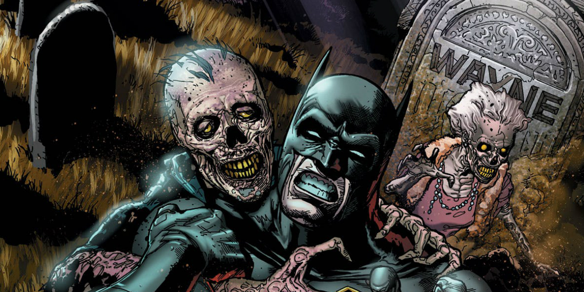 Resultado de imagen para Cursed Comics Cavalcade batman