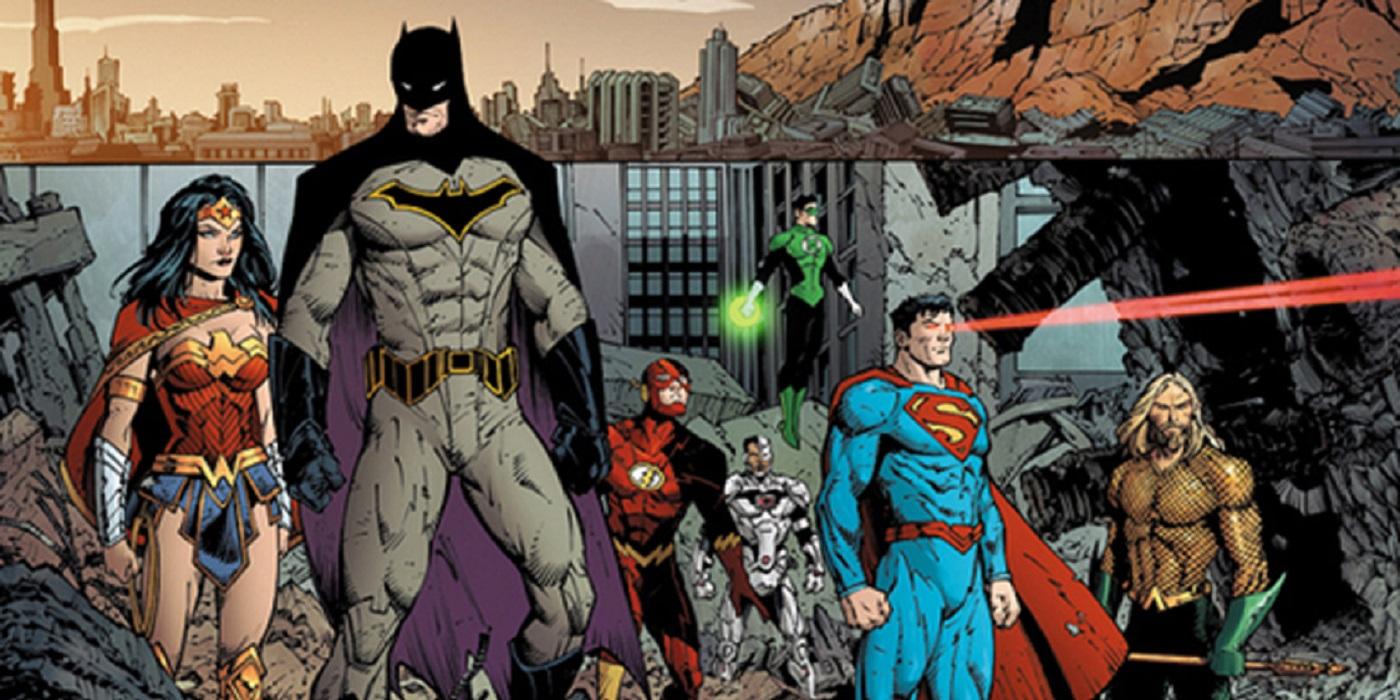 Scott Snyder Announces Massive DC Crossover Event for 2019