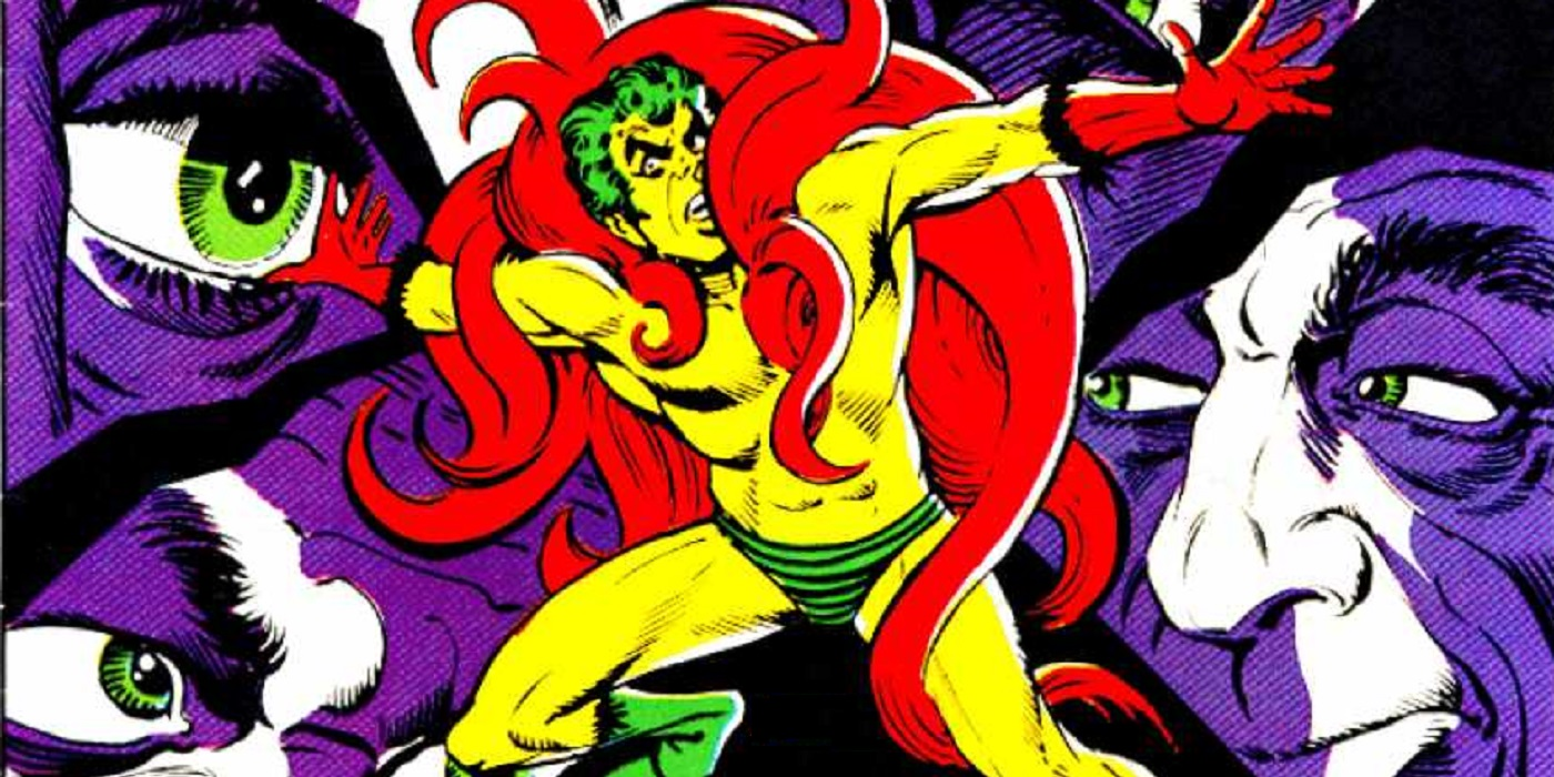 Shades of a Changing Man: Steve Ditko at DC Comics