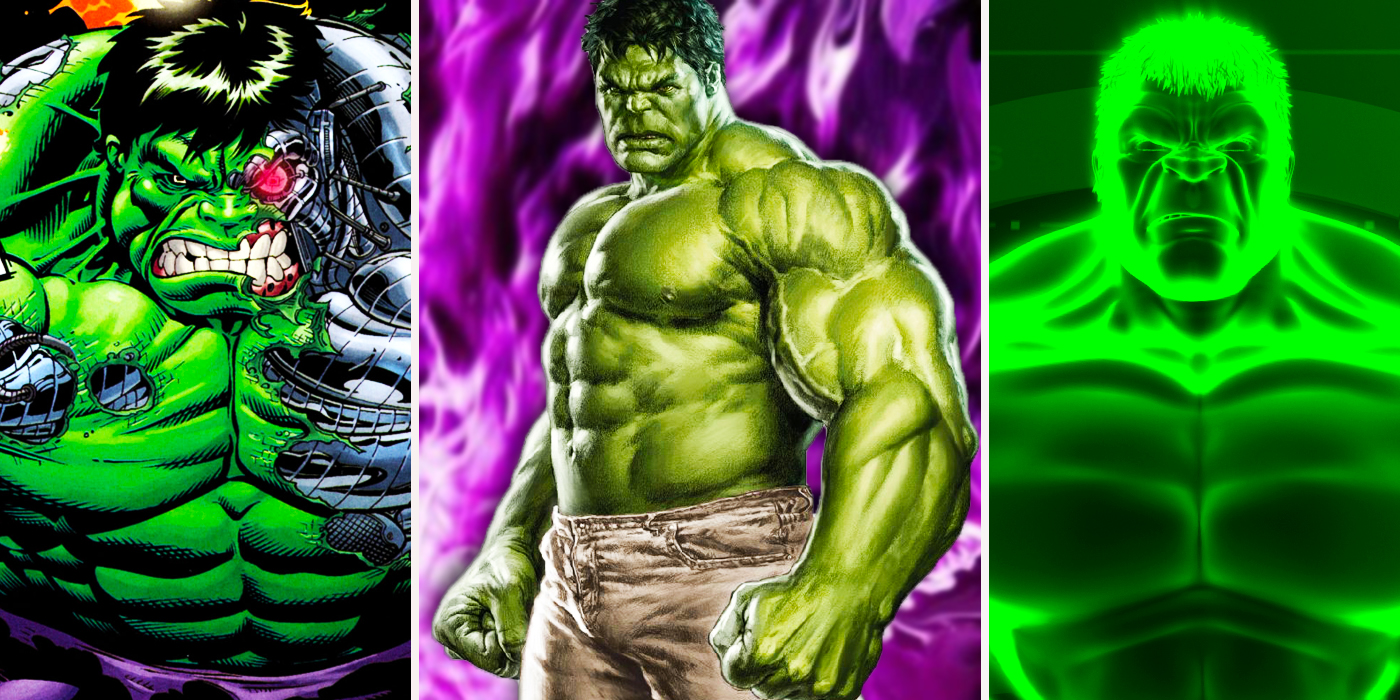 20 Weird Hulk Powers Even Hardcore Fans Didn't Know About