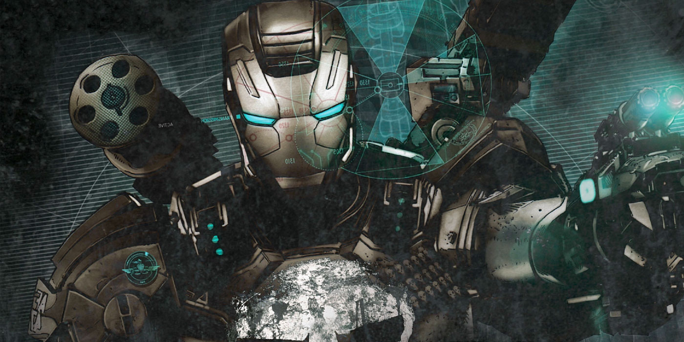 Iron Man FINALLY Sets His Sights on the Punisher's War Machine Armor