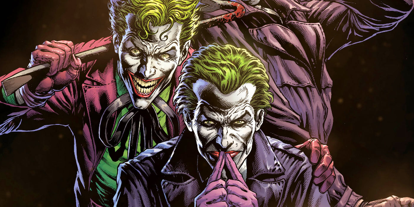 Geoff Johns Clarifies Where Batman: Three Jokers Fits in DC Continuity