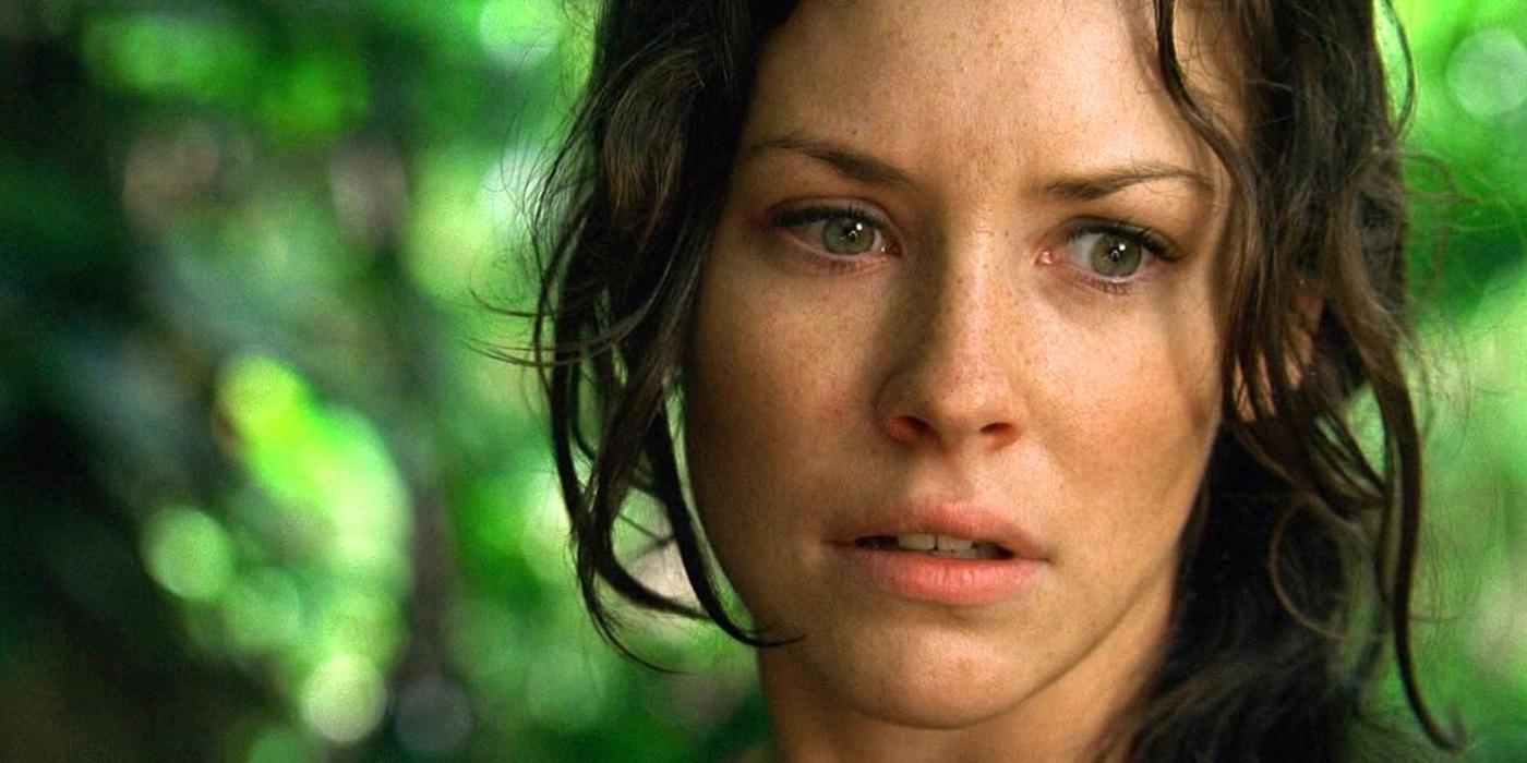 Evangeline Lilly Got Sorry from JJ Abrams for semi-naked