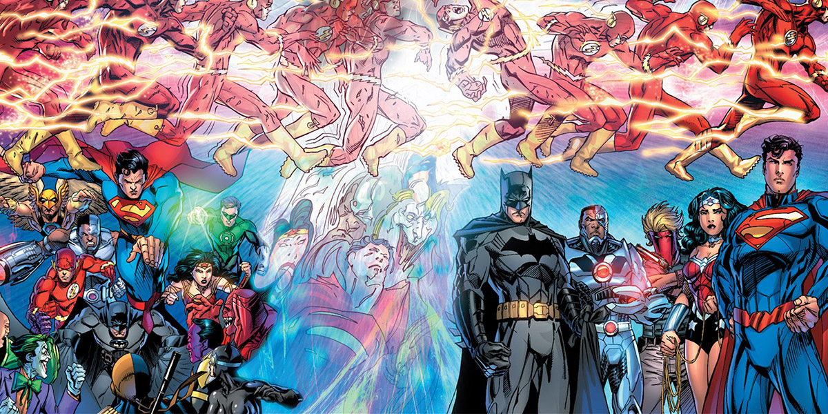 Another DC Character Remembers Their Pre-Flashpoint Life, And That's A Big Deal
