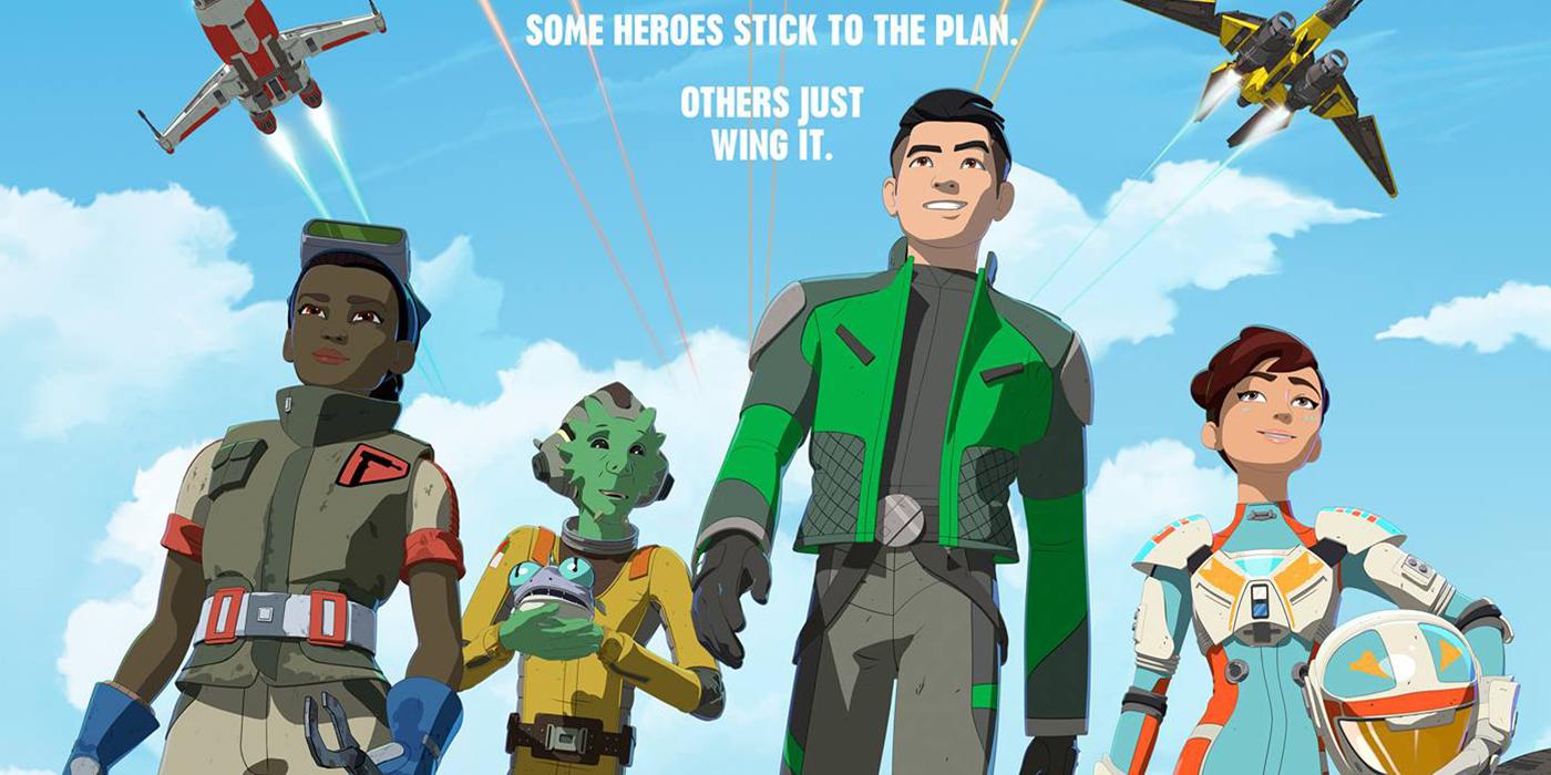 Star Wars Resistance Poster Revealed