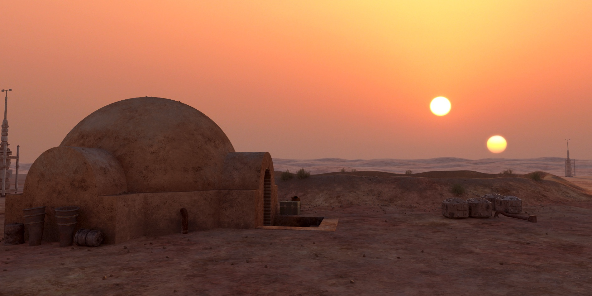 Scrapped Star Wars Spinoff Would Have Returned to Tatooine